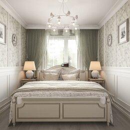 Диваны и кушетки - Дизайн-проект спальни в стиле прованс, 0