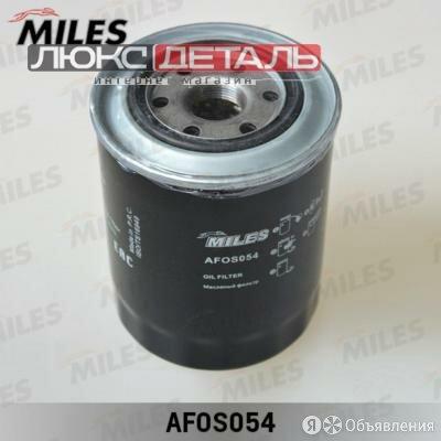 MILES AFOS054 Фильтр масляный HYUNDAI/MITSUBISHI  по цене 515₽ - Двигатель и топливная система , фото 0