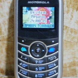 Мобильные телефоны - Телефон моторола с139, 0