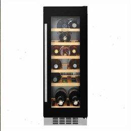 Винные шкафы - Встраиваемый винный шкаф dunavox dau-32.78dss, 0