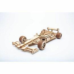 Сборные модели - Деревянный конструктор Болид Ф-1, 0