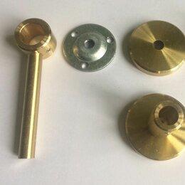 Карнизы и аксессуары для штор - Кронштейн металлический Топ-Декор для карниза, одинарный, 0