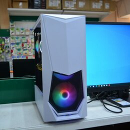 Настольные компьютеры - системный блок i5 10400F(6*2,9-4,3Ghz)/8Gb/SSD 480Gb/GT 1030 2Gb/600W, 0