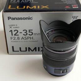Объективы - Panasonic 12-35mm f/2.8 Asph O.I.S. (H-HS12035), 0