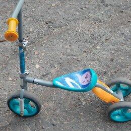 Самокаты - Самокат-беговел kreiss scooter 3 в 1, 0