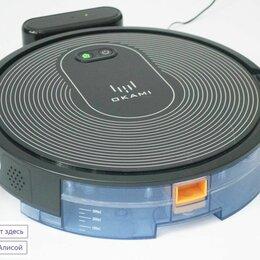 Роботы-пылесосы - Робот пылесос Okami U80 Pet влажная уборка и Алиса, 0