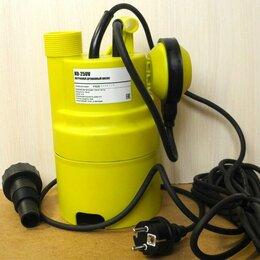 Насосы и комплектующие - Насос узкий дренажный грязная вода, 0