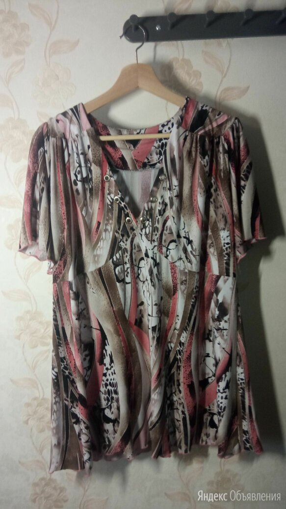 Шифоновая туника женская  по цене 300₽ - Блузки и кофточки, фото 0