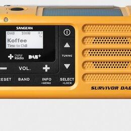 Радиоприемники - Радиоприёмник Sangean MMR-88 Survivor DAB+ , 0