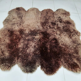 Рога, шкуры, чучела животных - Ковёр из овечьих  натуральных шкур, 0