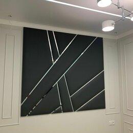 Декоративные фонтаны и панели - Мягкие стеновые панели, 0