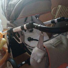 Коляски - Коляска bebe mobile toscana 2 в 1 movo, 0