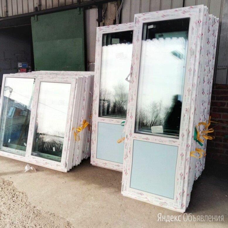 Пластиковые двери на заказ с завода по цене 5499₽ - Входные двери, фото 0