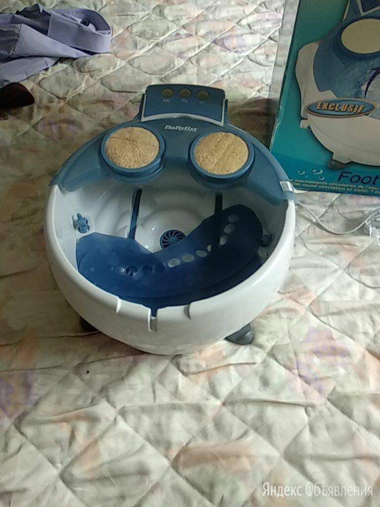Ванночка для ног массажная babyliss по цене 1500₽ - Гидромассажеры, фото 0