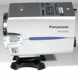Камеры видеонаблюдения - Камера видеонаблюдения Panasonic WV-CZ352E, 0