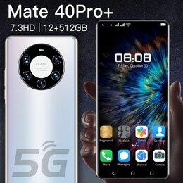 Мобильные телефоны - Смартфон Pro Mate 40 Plus 12+512 Gb 7.3 6000mah 25+50mpix, 0