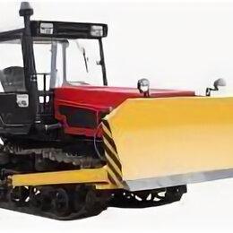 Спецтехника и навесное оборудование - Гусеничный трактор дт75 бульдозер, 0