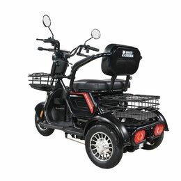 Мото- и электротранспорт - Электроскутер CityCoco WS Sibtrike 2000w, 0