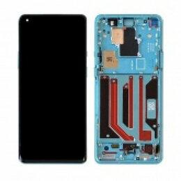 Дисплеи и тачскрины - ONEPLUS Модуль (дисплей+тачскрин) для телефона OnePlus 8 Pro в рамке (Зеленый..., 0