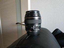 Объективы - Canon Объектив Canon EF 85mm f/1.8 USM, 0