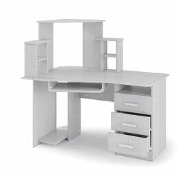 Компьютерные и письменные столы - Стол компьютерный №1 новинка, 0