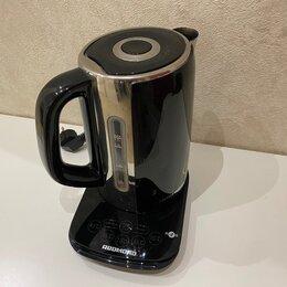 Электрочайники и термопоты - Умный чайник Redmond rk-m170s, 0