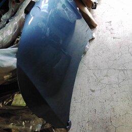 Кузовные запчасти - Капот kia rio 10-17 цвет br7, 0