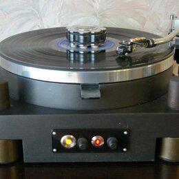 Проигрыватели виниловых дисков - Виниловый проигрыватель на базе Dual-701, тонарм SAEC 407/23, 0