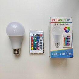 Лампочки - Цветная лампочка , 0