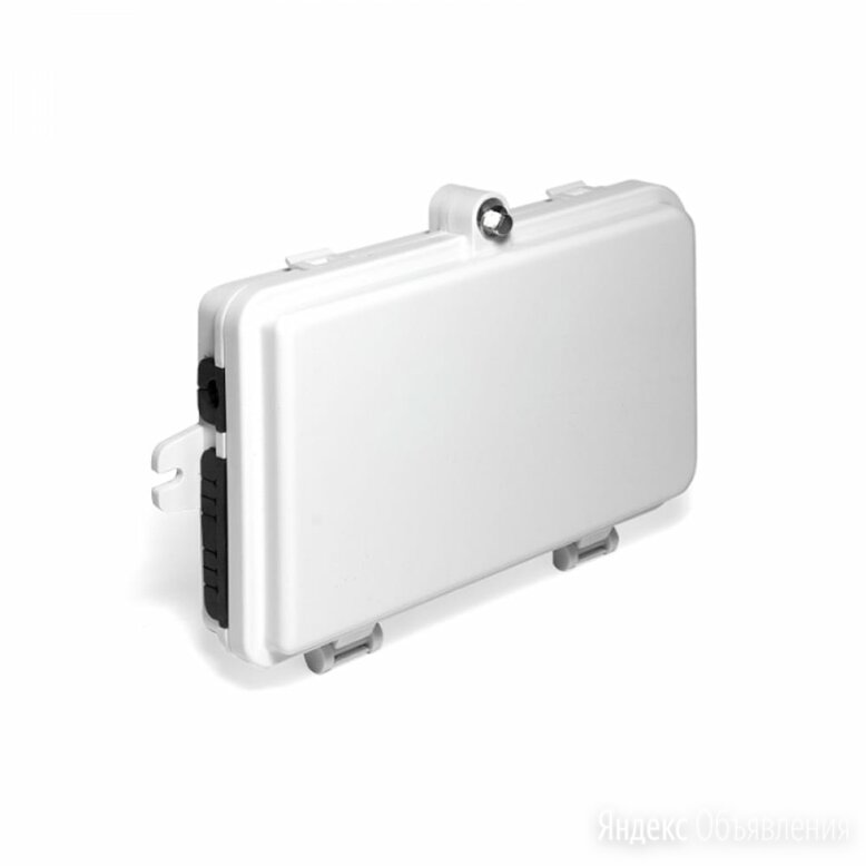Настенный распределительный бокс LANMASTER LAN-FDB-FTTH04/OUT по цене 699₽ - Электроустановочные изделия, фото 0