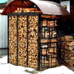 Готовые конструкции - Дровник металлический. Навес для дров., 0
