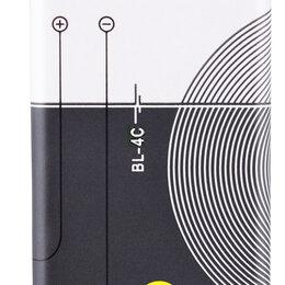 Аккумуляторы - Аккумулятор для Nokia 1202 (BL-4C) 860mAh, 0