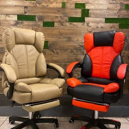 Компьютерные кресла - Компьютерное кресло с вибромассажем , 0