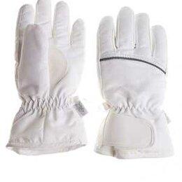 Перчатки и варежки - Перчатки арт G-18 белый (8-10 лет), 0