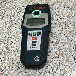 Наборы инструментов и оснастки - Детектор Bosch GMS 120 Professional, 0