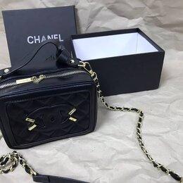 Сумки - Сумка chanel vanity case chanel, 0