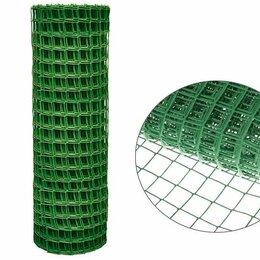 Заборчики, сетки и бордюрные ленты - Сетка садовая 55х55 1,5х20,0м , 0