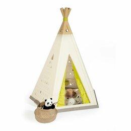 Игровые домики и палатки - Детский игровой домик Smoby Вигвам 811000, 0