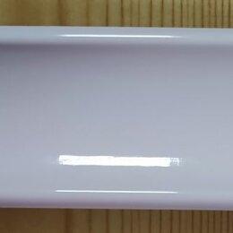 Металлопрокат - Уголок «евро» 20х400мм прямой белый, 0
