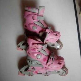 Роликовые коньки - Роликовые коньки раздвижные , 0