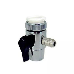 Аксессуары - Дивертор-переходник универсальный, 8 мм, 0