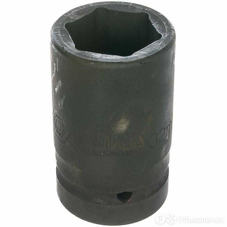 Стальная головка для гайковёрта БелАК БАК.01832 по цене 303₽ - Для дрелей, шуруповертов и гайковертов, фото 0