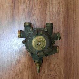 Водонагреватели - Водяной блок редуктор для газовой колонки БЕРЕТТА 11 ПОЛУАВТОМАТ., 0
