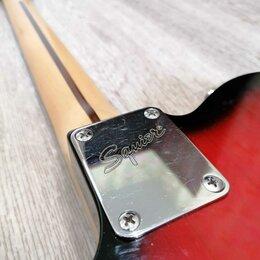Электрогитары и бас-гитары - Fender squier standard telecaster, 0