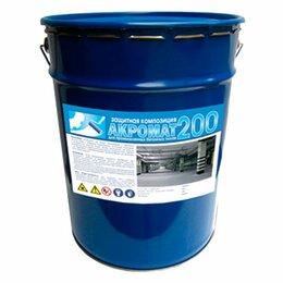 Эмали - Краска Акромат-200 для бетонных полов износостойкая, 0
