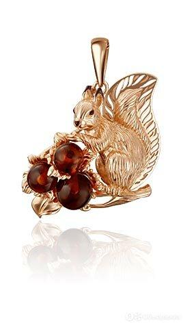 Подвеска PLATINA Jewelry 03-2875-01-271-1110-46 по цене 20060₽ - Кулоны и подвески, фото 0