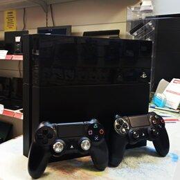Игровые приставки - Игровая приставка Sony Playstation 4 Fat 500GB, 0