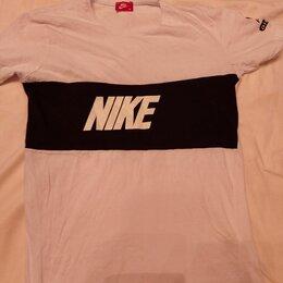 Футболки и майки - Продам футболку NIKE sport,REEBOK длинный рукав новая, 0