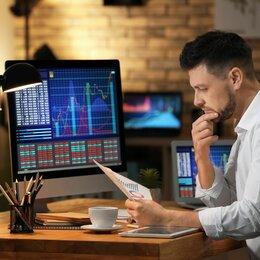 Сертификаты, курсы, мастер-классы - Базовый курс обучения по торговле акциями и валютными парами , 0