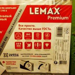 Радиаторы - Стальной радиатор отопления lemax Premium новый-1 шт, 0